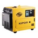 Generator Kipor Super Silent KDE 6700TA3