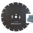 Disc diamantat pentru asfalt 350MM