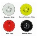 Disc diamantat pentru uz general 400MM 16GS